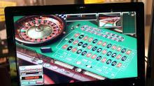 tablette jeu de roulette